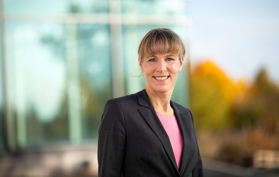 Eva Döhla Oberbürgermeisterin der Stadt Hof